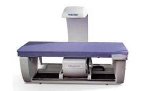 A DXA machine